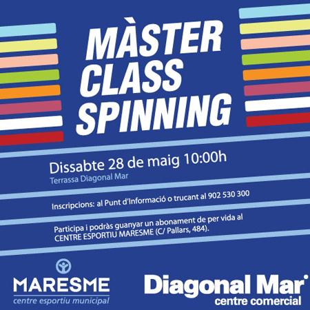 Spinning en Diagonal Mar