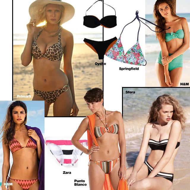 Elegir bikini