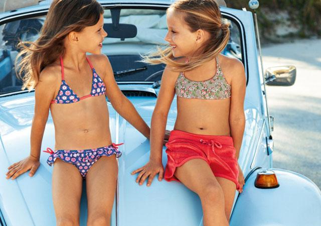 Bikini para niñas