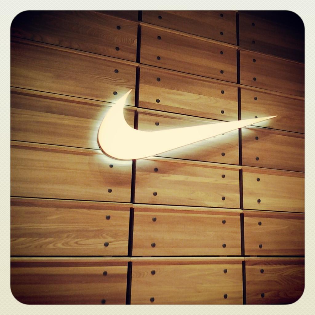 Nike Diagonal Mar
