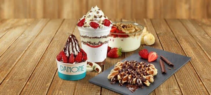 Yogurteria Danone
