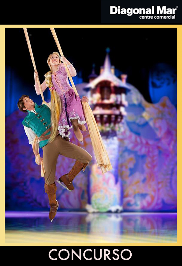 concurso disney on ice TODOS