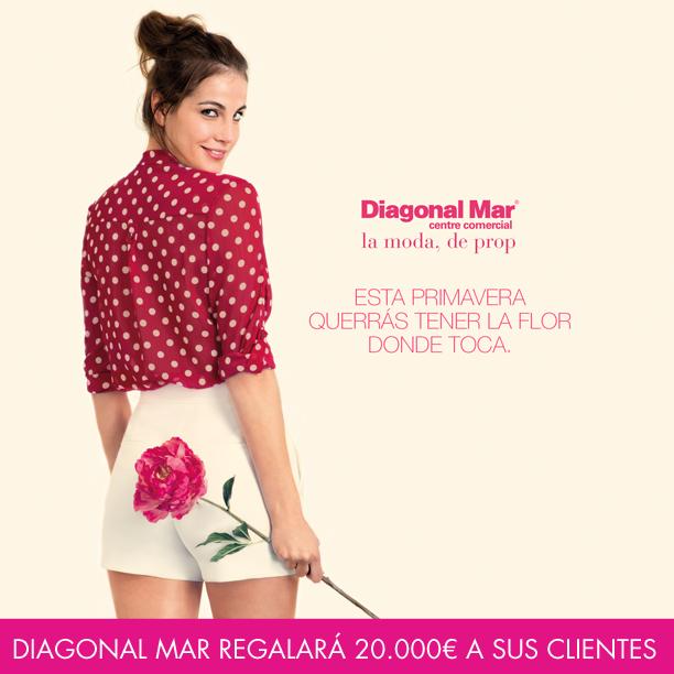 Promoción Primavera 2014 Diagonal Mar Centro Comercial