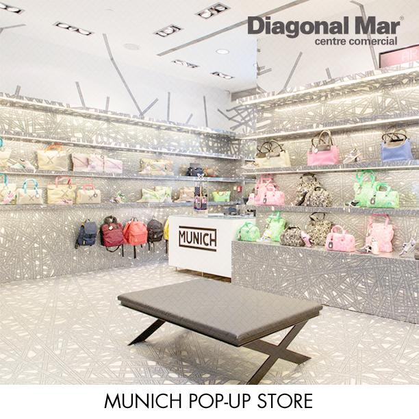 Apertura MUNICH pop-up store