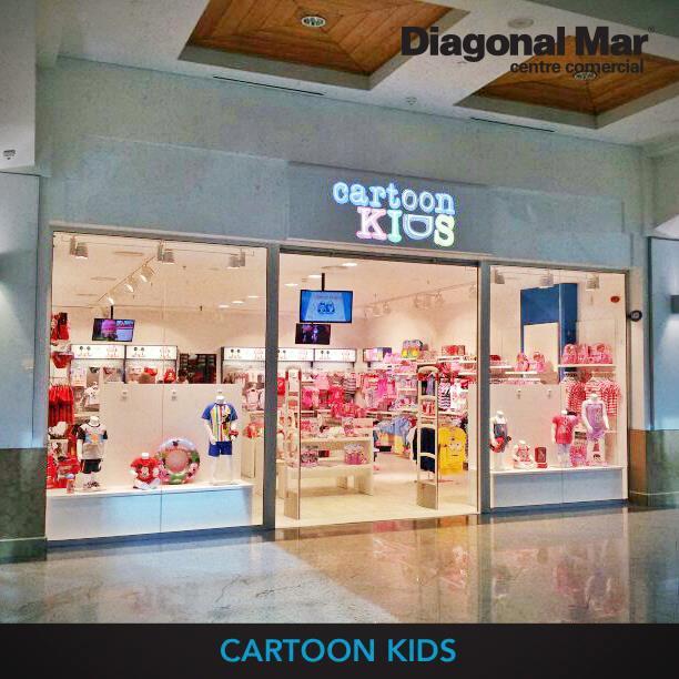 Apertura Cartoon Kids en Diagonal Mar