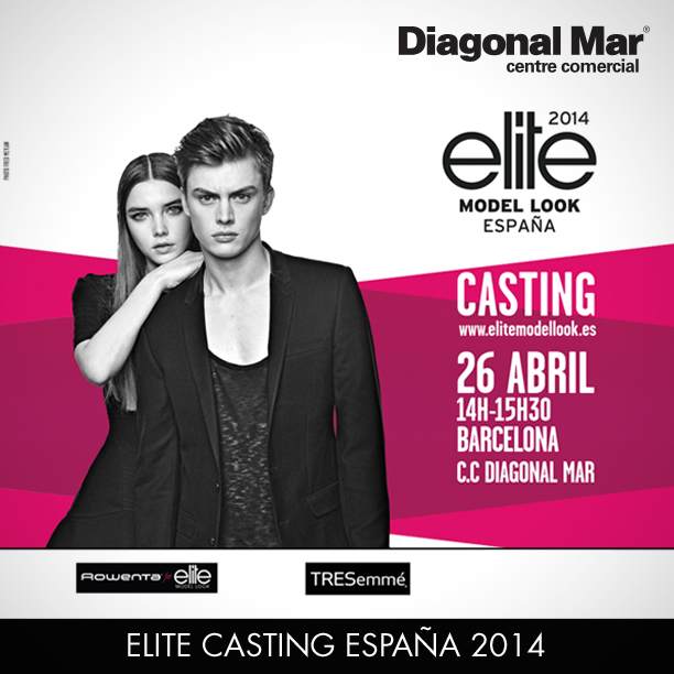 Elite Model Casting en Diagonal Mar