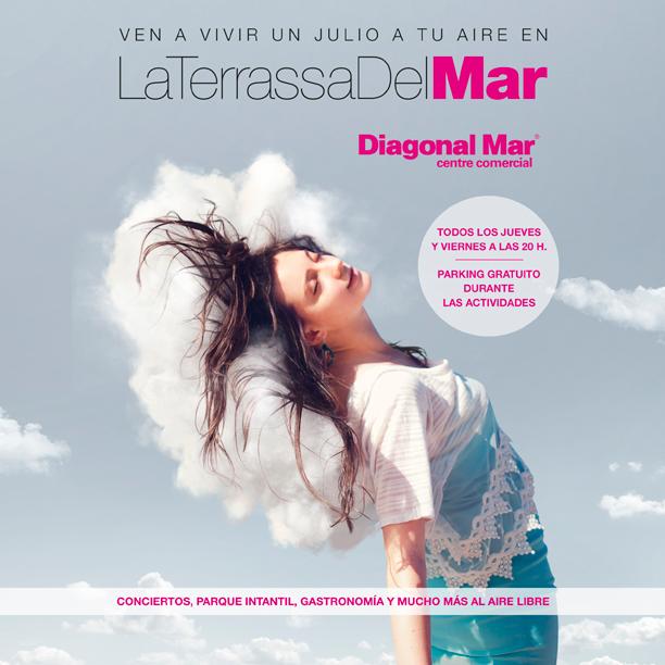 Nueva Terraza de Diagonal Mar #LaTerrassaDelMar