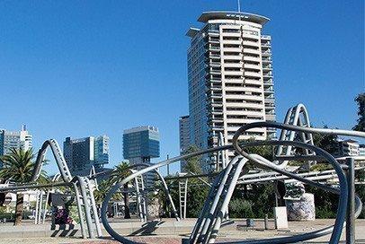 Parque Diagonal Mar