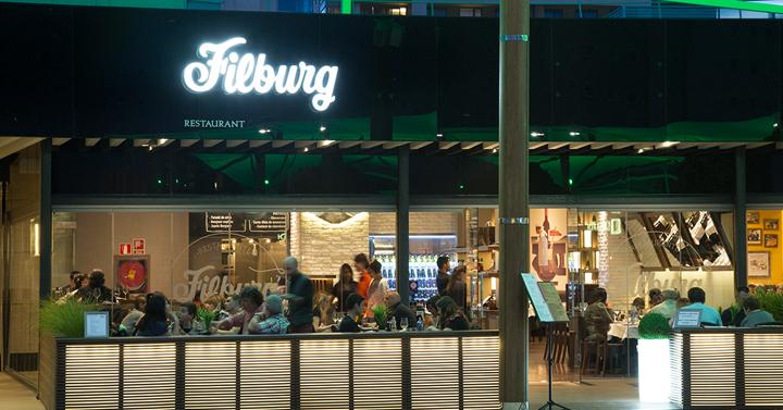 Filburg inaugura su nuevo establecimiento en Diagonal Mar