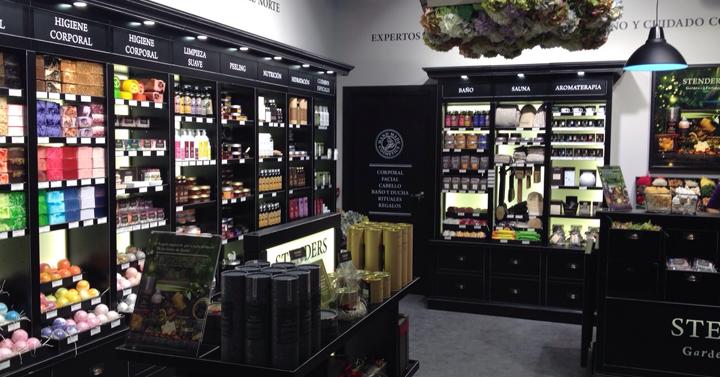 Primera tienda Stenders en España abre en Diagonal Mar