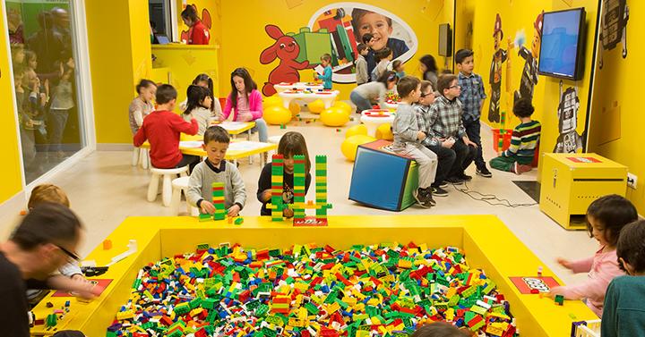 LEGO® Fun Factory de Diagonal Mar