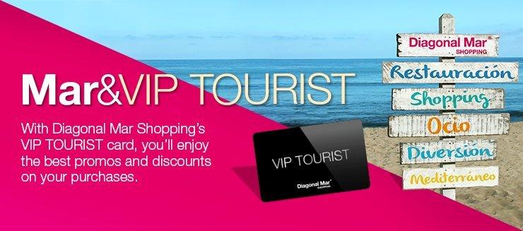 DIAGONAL MAR VIP TOURISTCARD