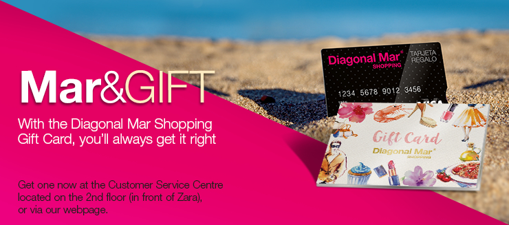 DIAGONAL MAR GIFT CARD