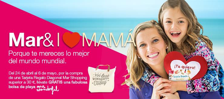 ¡Día de la Madre en Diagonal Mar Shopping!