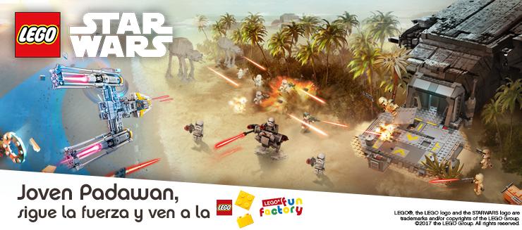 ¡Nueva temática en la Lego Fun Factory Diagonal Mar!