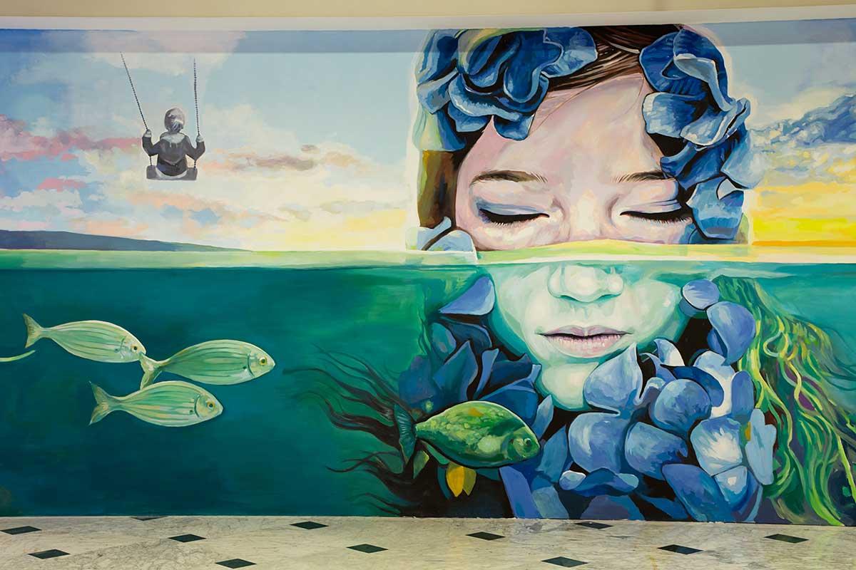 Arte en Diagonal Mar