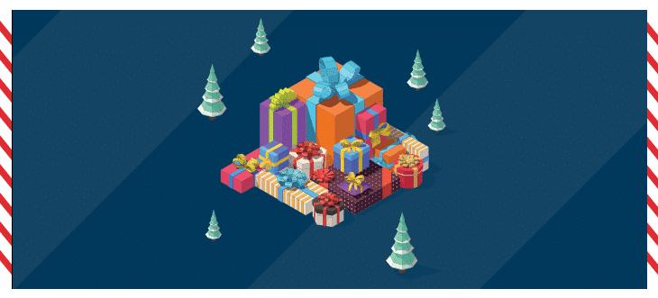Si envolver regalos no es lo tuyo, deja que sea lo nuestro