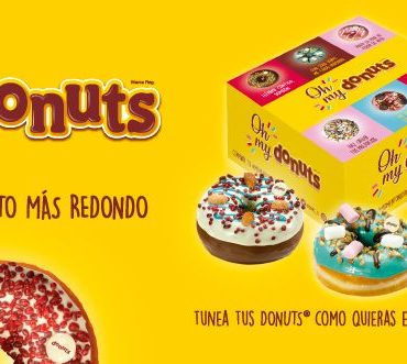 Oh My Donuts!