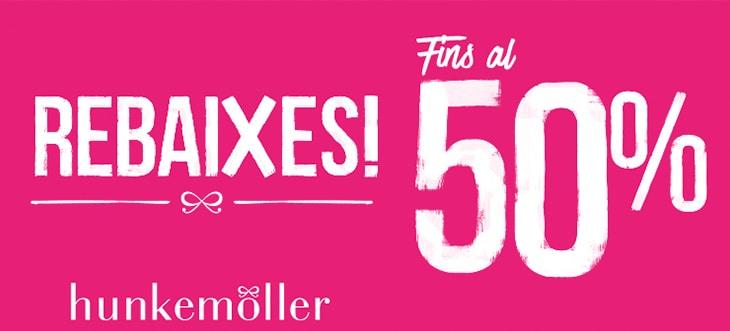 Les rebaixes més sexis tornen a @hunkemoller!