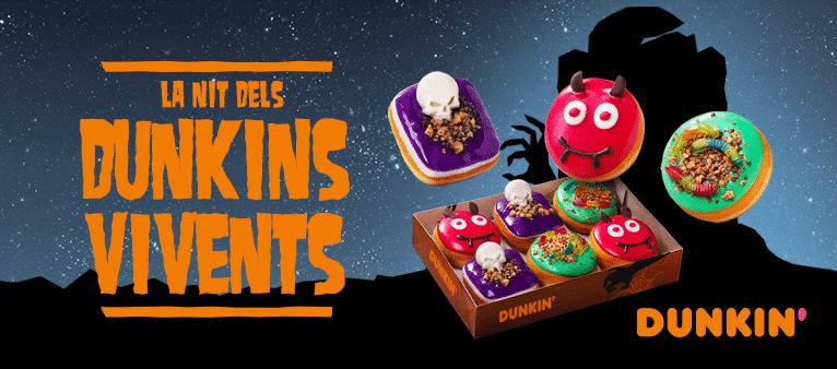 La nit dels Dunkins Vivents