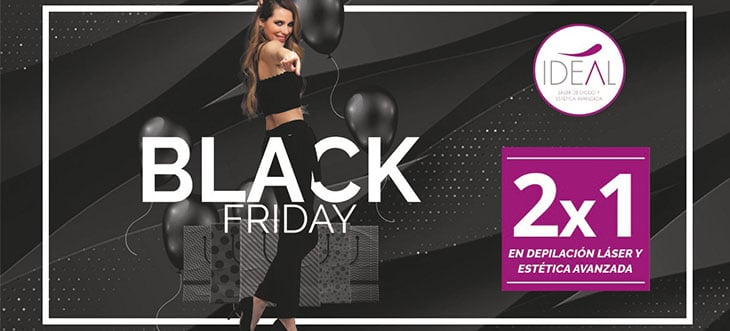 Black Friday en Centros Ideal