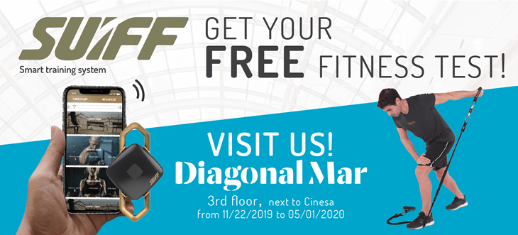 Get your free fitness test!