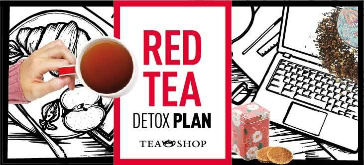 RED TEA Detox Plan