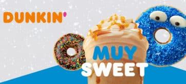 Dunkin So sweet
