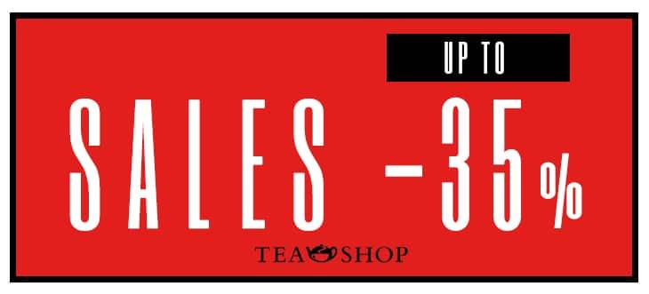 The Tea Shop Sale