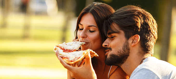 Disfruta de nuestra comida donde tú decidas