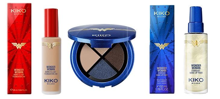 La nueva colección de KIKO MILANO, una exclusiva colaboración con WarnerBros