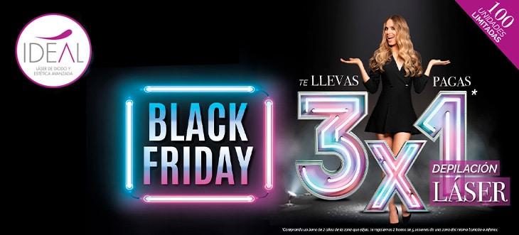 ¡Llega el Black Friday!