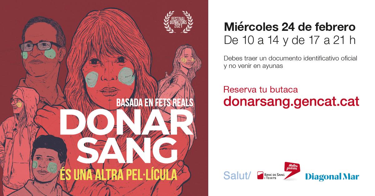 Campaña donación de sangre