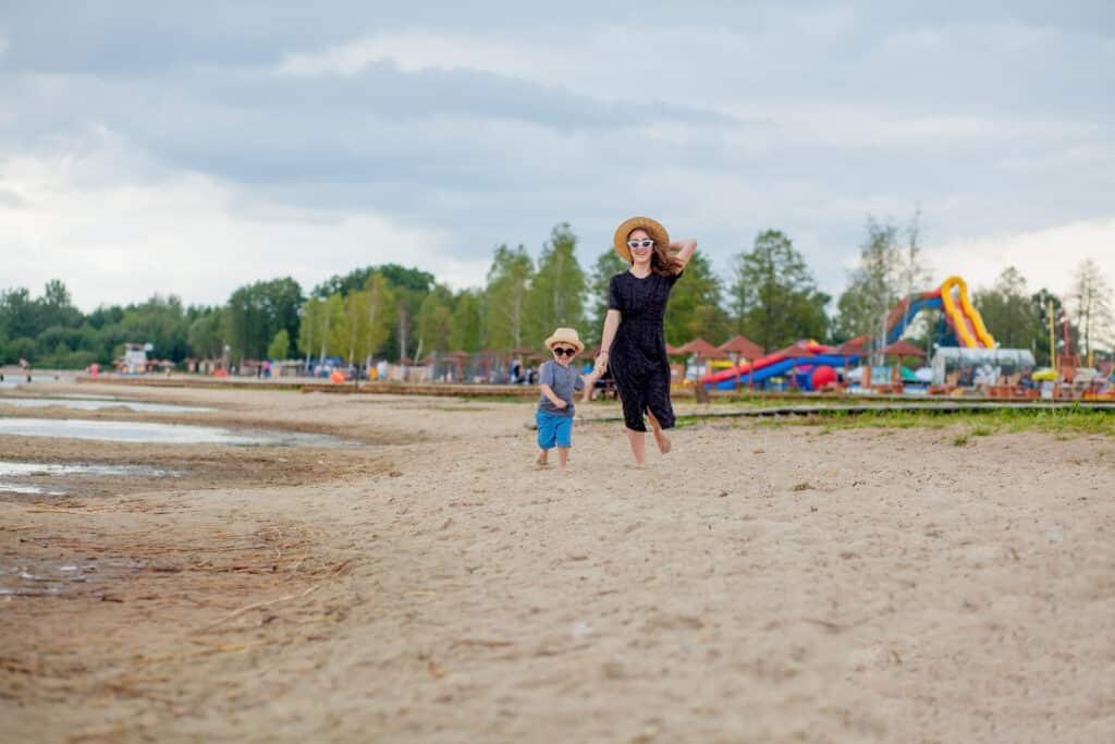 Paseo sorpresa Día de la Madre en Diagonal Mar