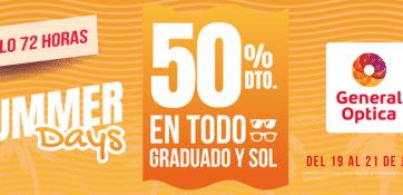 Summerdays 50% graduado y sol