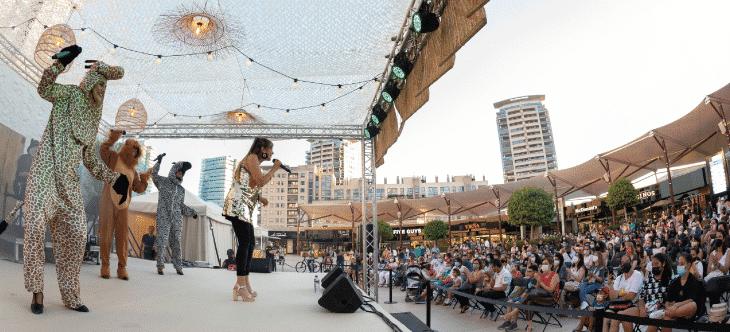 Cosas para hacer cerca de Diagonal Mar (y no te pierdas nuestro Summer Festival 2021)