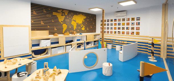 Un Mar de Jocs, l'espai gratuït per a nens de Diagonal Mar
